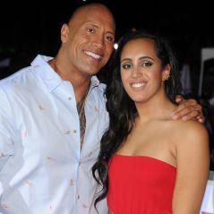 """Dwayne Johnson (The Rock) """"très fier"""" de sa fille Simone : elle suit les pas de son père"""