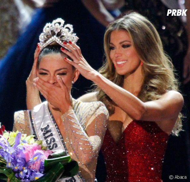 """Miss Univers 2017 : Demi-Leigh Nel-Peters (Miss Afrique du Sud) succède à Iris Mittenaere, Alicia Aylies """"déçue"""" !"""