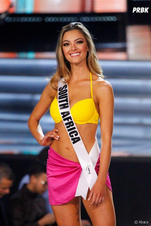 Demi-Leigh Nel-Peters (Miss Afrique du Sud) élue Miss Univers 2017 le 26 novembre 2017