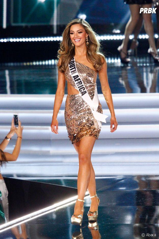 Miss Univers 2017 Miss Afrique Du Sud Lue Alicia