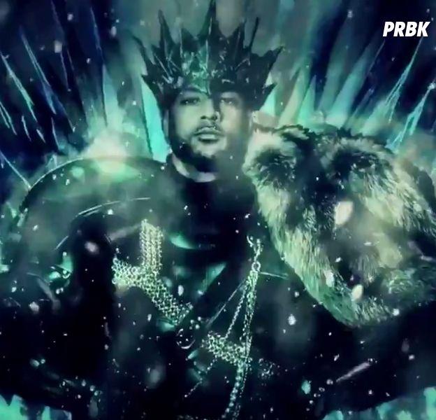 "Booba avance la sortie de son album ""TRÔNE"""