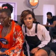 Shy'm en mode Basic Instinct : elle dévoile sa culotte dans Nouvelle Star