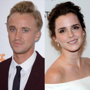 Harry Potter : Emma Watson craquait pour Tom Felton... et il ne le savait pas !