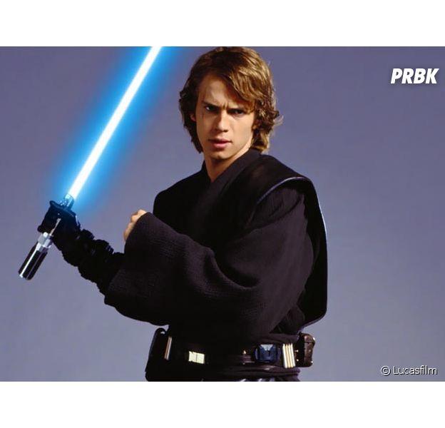Hayden Christensen en Anakin Skywalker