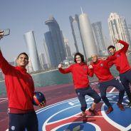 Kylian MBappé, Neymar, Kevin Trapp... les stars du PSG s'éclatent à Doha