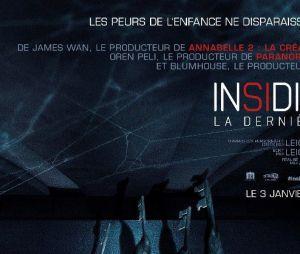 Insidious 4 l'affiche.