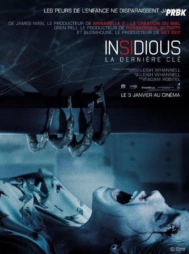 insidious 4 la derni re cl en dvd et blu ray 3 raisons pour lesquelles vous allez flipper. Black Bedroom Furniture Sets. Home Design Ideas