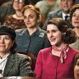 The Marvelous Mrs Maisel : Alex Borstein et Rachel Brosnahan au casting