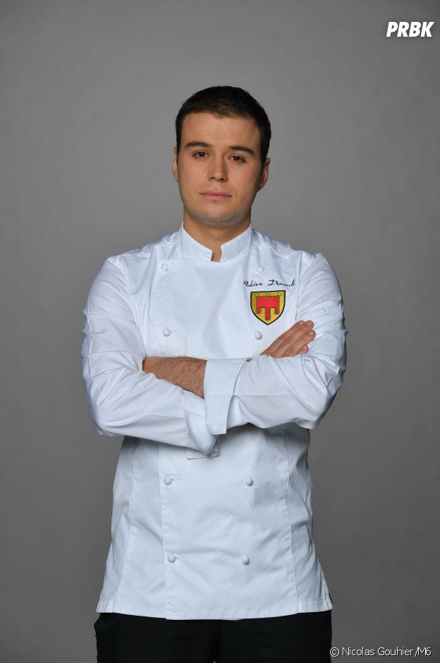 Adrien Descouls candidat de Top Chef 2018