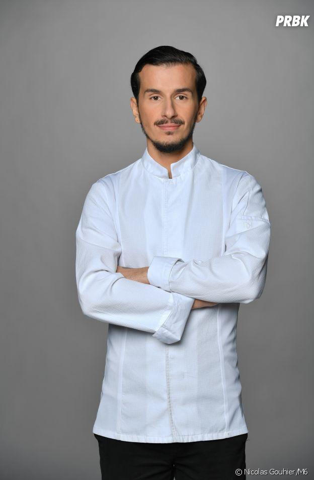 Clément Vergeat candidat de Top Chef 2018