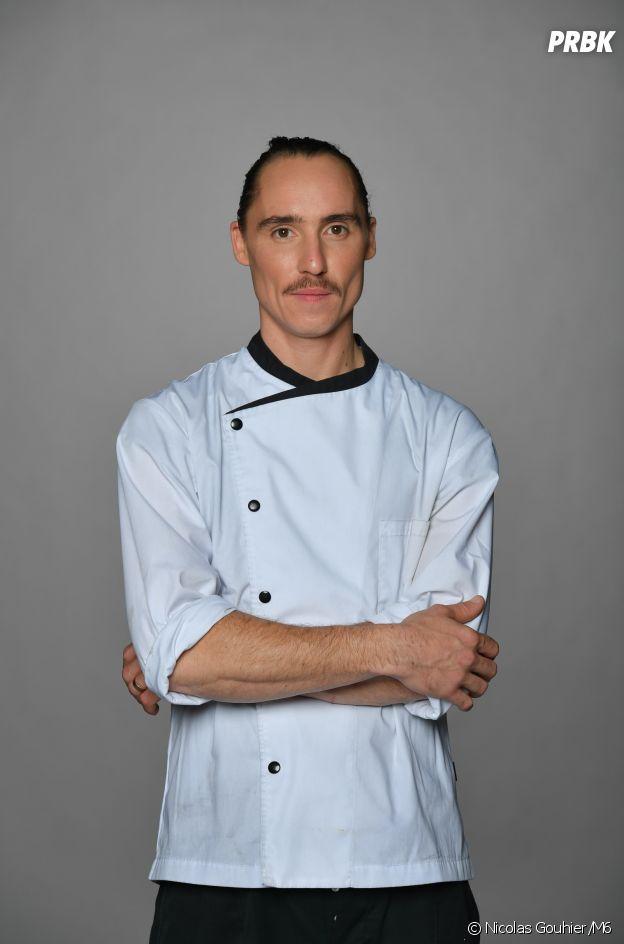 Franck Morello candidat de Top Chef 2018