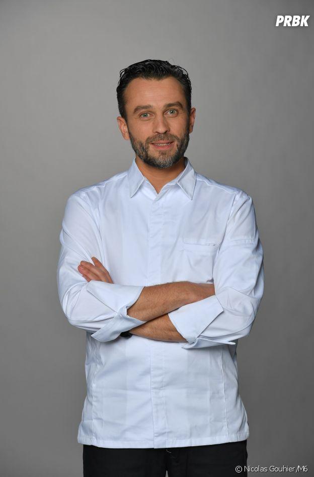 Franck-Elie Laloum candidat de Top Chef 2018