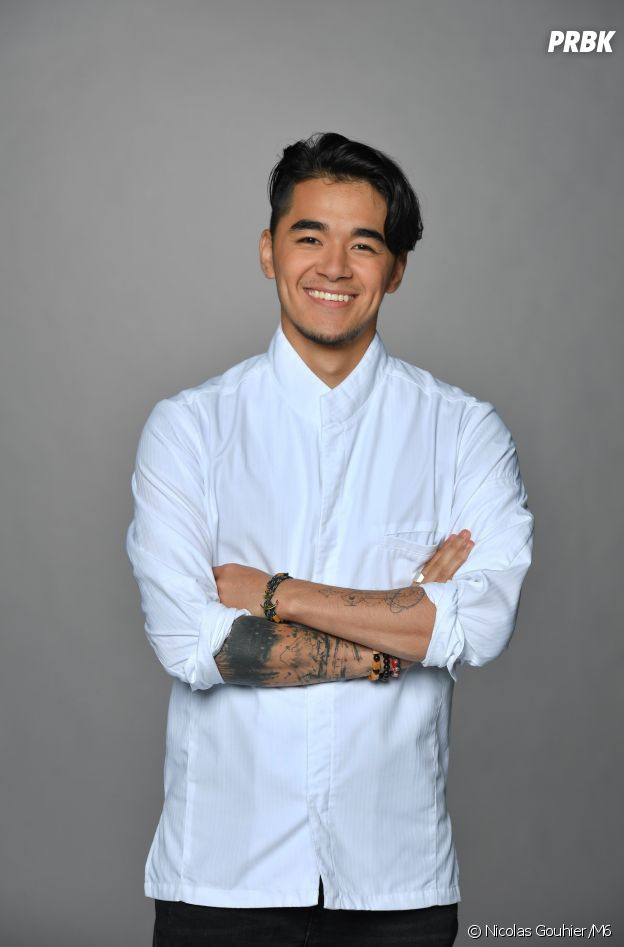Geoffrey Degros candidat de Top Chef 2018