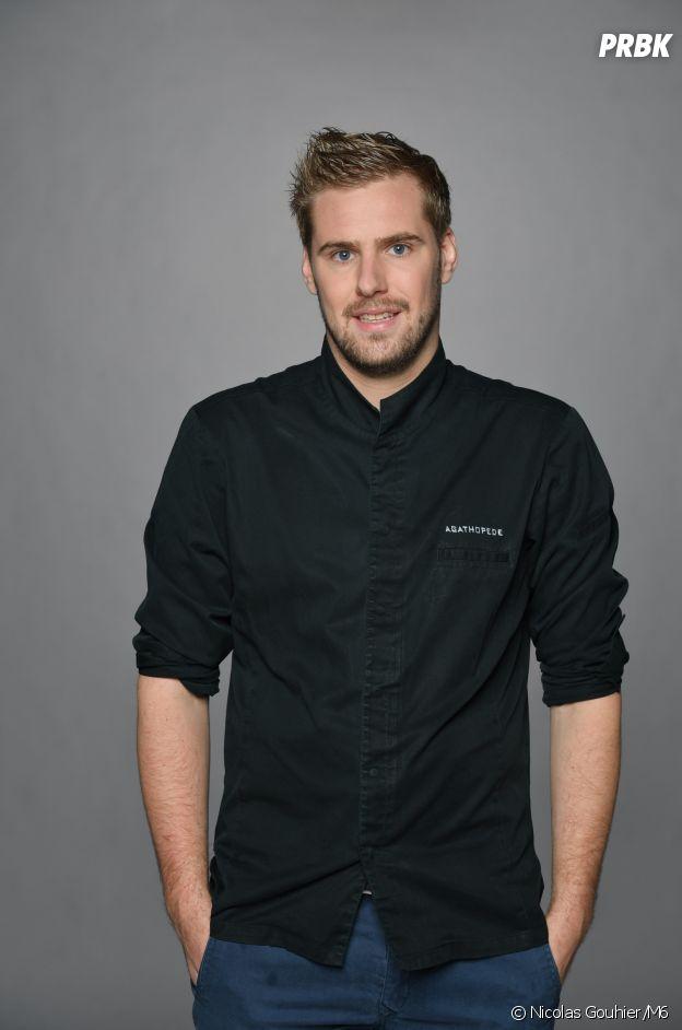 Jeremy Vandernoot candidat de Top Chef 2018
