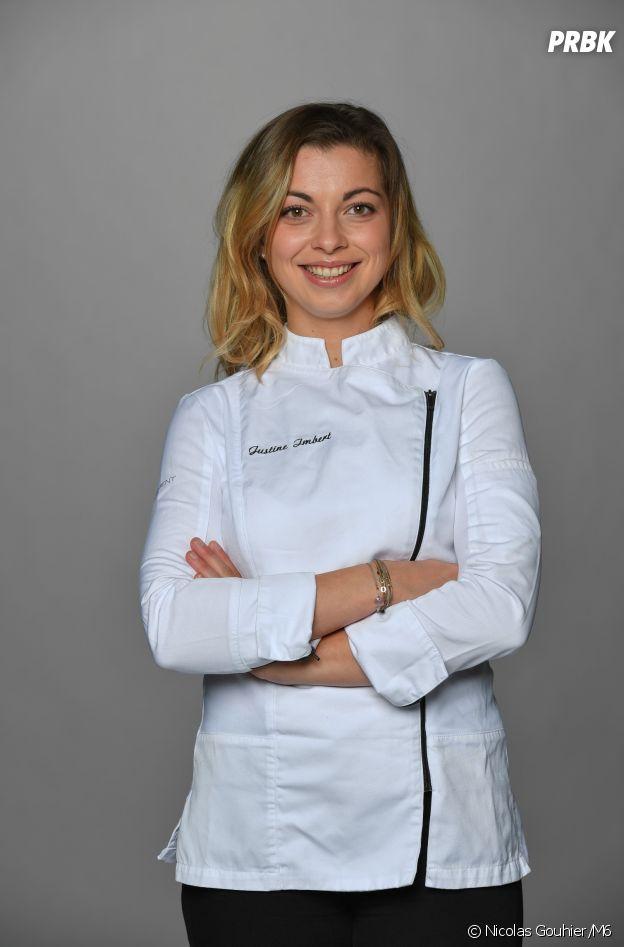 Justine Imbert candidat de Top Chef 2018
