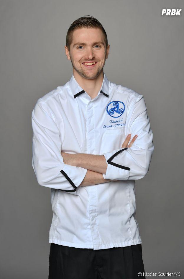 Thibaud Erard candidat de Top Chef 2018