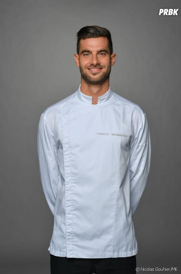 Thibault Barbafieri candidat de Top Chef 2018