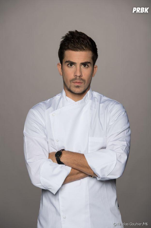 Victor Mercier candidat de Top Chef 2018