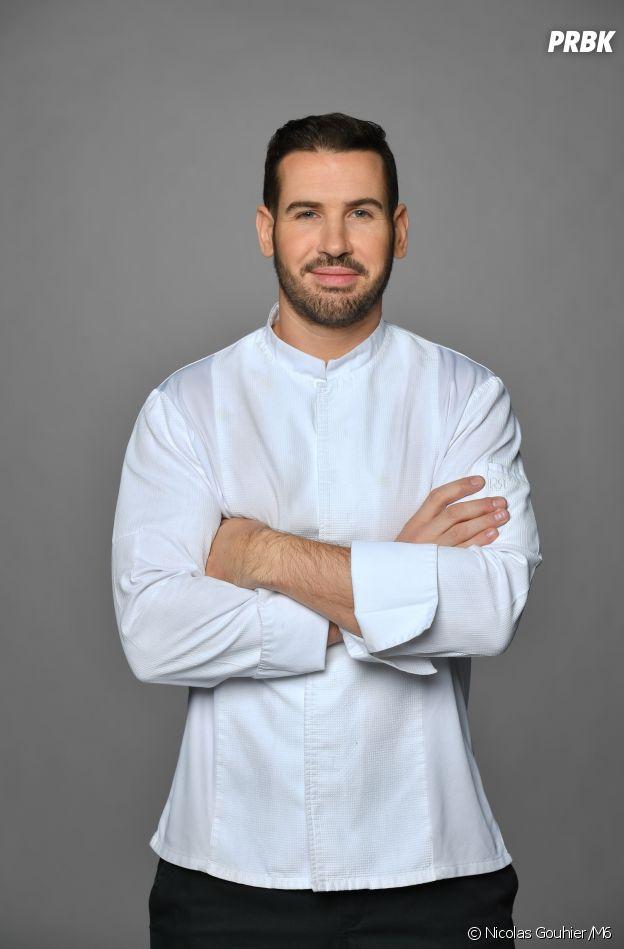 Vincent Crepel candidat de Top Chef 2018