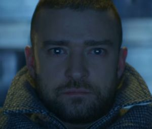 "Justin Timberlake dans le clip ""Supplies"""