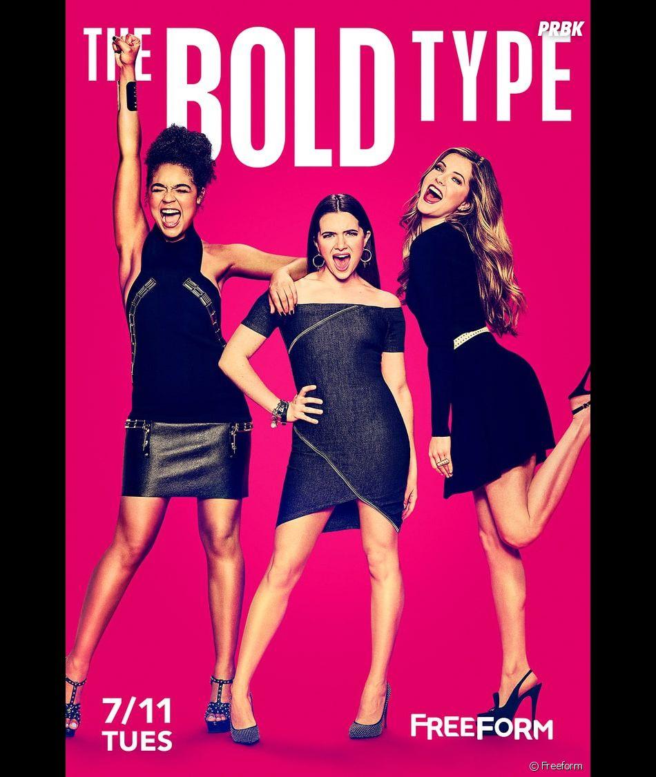 La saison 2 de The Bold Type en juin sur Freeform