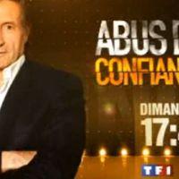 Abus de confiance ... sur TF1 ce soir ... dimanche 4 juillet 2010 ... bande annonce de l'émission de Jean Jacques Bourdin