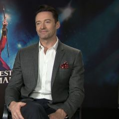 "Hugh Jackman : ""J'aimerais chanter avec Pink, Bruno Mars et Beyoncé"" interview The Greatest Showman"