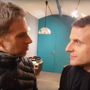"""Un youtubeur a rencontré le président Emmanuel Macron : """"c'était improbable"""""""