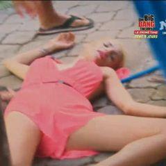 Mathilde (Friends Trip 4) en pleine crise de panique face à un cafard : elle s'évanouit 😰