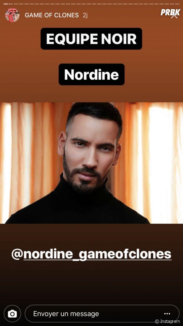 Game of Clones : découvrez Nordine, le supposé prétendant de Scarlett Baya