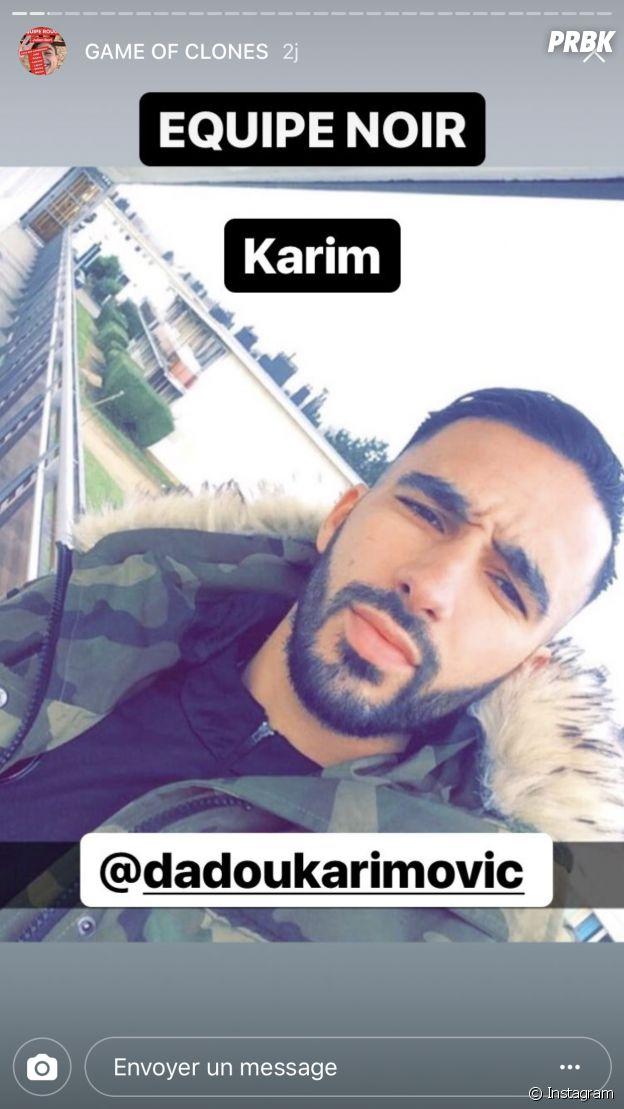 Game of Clones : découvrez Karim, le supposé prétendant de Scarlett Baya