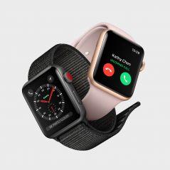 Apple Watch : les montres d'Apple écrasent Rolex et TOUTE l'horlogerie suisse
