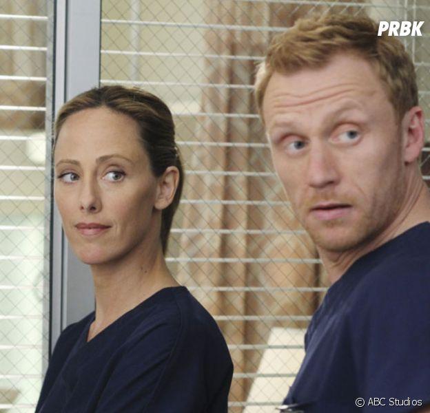 Grey's Anatomy saison 14 : Owen et Teddy bientôt en couple ?