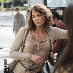 The Walking Dead saison 8 : Lauren Cohan (Maggie) sur le départ ? Le showrunner inquiet