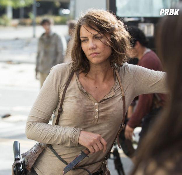 The Walking Dead saison 8 : Lauren Cohan sur le départ ? Le showrunner inquiet
