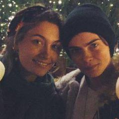 Paris Jackson et Cara Delevingne en couple ? Ça se précise ! ❤️️