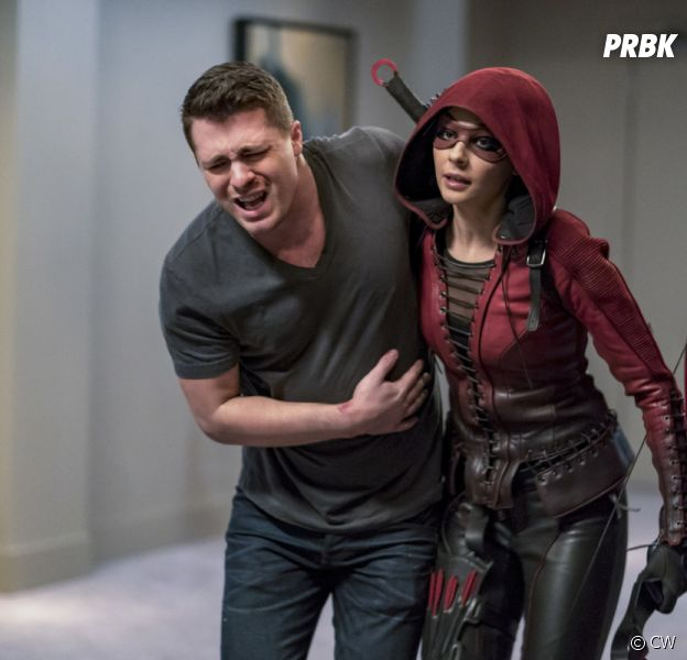 Arrow saison 6 : Colton Haynes (Roy) de retour dans la série