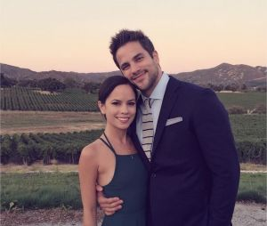Brant Daugherty (Fifty Shades Freed, Pretty Little Liars) s'est fiancé à Kim Hidalgo