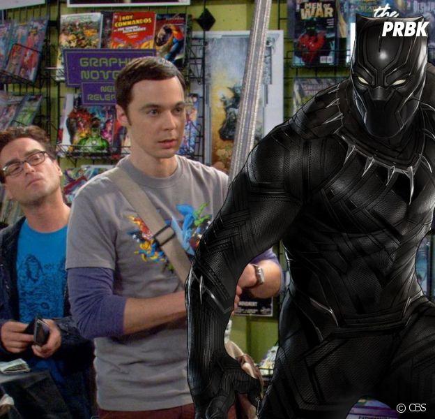 The Big Bang Theory saison 11 : Black Panther bientôt dans la série (ou presque)
