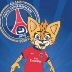 PSG ... et voilà la nouvelle mascotte du club