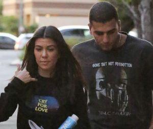 Kourtney Kardashian séparée de Younes Bendjima ? La star et le frenchy auraient rompu !