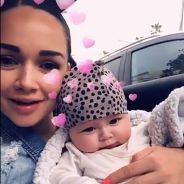 Jazz (La Villa 3) maman : elle dévoile enfin le visage de sa fille Chelsea 👶