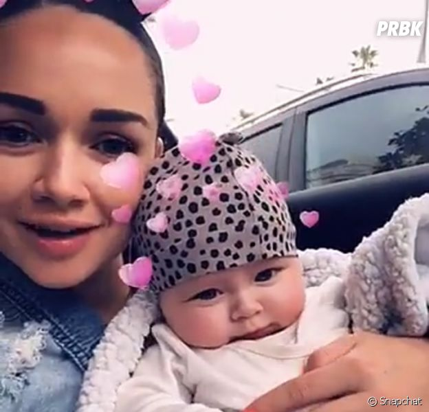Jazz (La Villa 3) maman : elle dévoile enfin le visage de sa fille Chelsea
