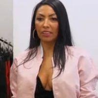 Cristina Cordula choquée par un décolleté XXL d'une candidate dans Les Reines du Shopping