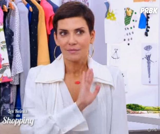 Cristina Cordula choquée par un décolleté XXL d'une candidate dans Les Reines du Shopping !