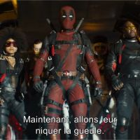 Deadpool 2 : Wade monte sa team de mutants dans un trailer ultra sanglant