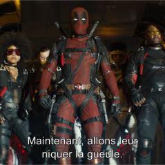 Deadpool 2 : Wade monte sa team de mutants dans un trailer ultra sanglant