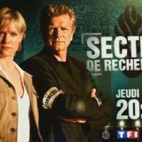 Section de Recherches sur TF1 ce soir ... jeudi 29 juillet mars 2010