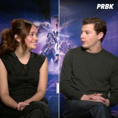 Ready Player One : Tye Sheridan et Olivia Cooke nous chantent Jurassic Park - interview