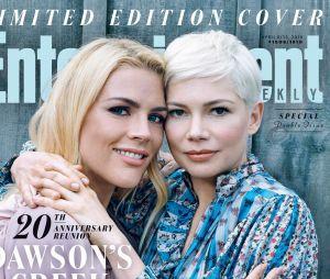 Busy Philipps et Michelle Williams posent pour les retrouvailles de Dawson pour fêter les 20 ans de la série